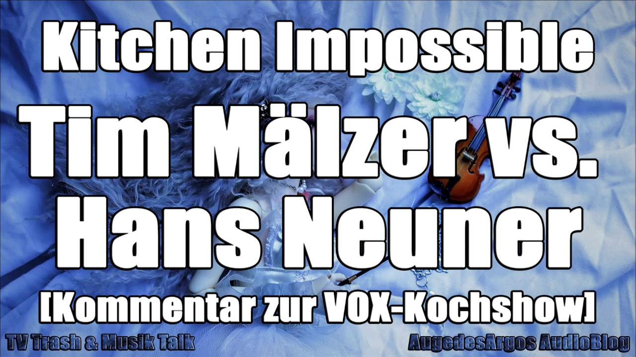 Hans Neuner Kitchen Impossible