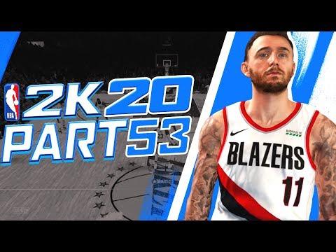 "nba-2k20-mycareer:-gameplay-walkthrough---part-53-""fouling-out""-(my-player-career)"