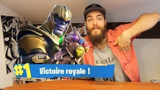 news #139 - Deal Marvel & Fox Comics: DANGER! / Thanos in Fortnite! / DC comes back! 09/05/18