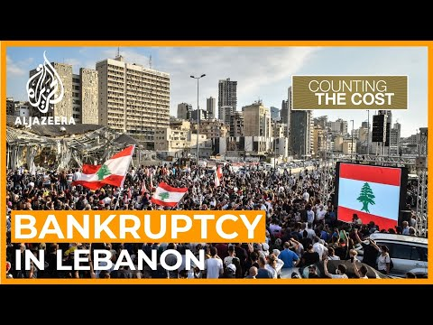 Lebanon's economy: Plundered by politics and banking elites | Counting the Cost