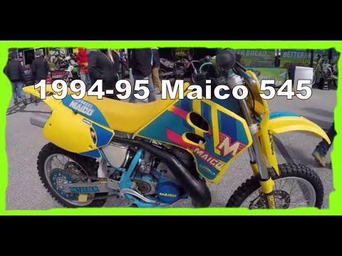 1994-95 Maico 545