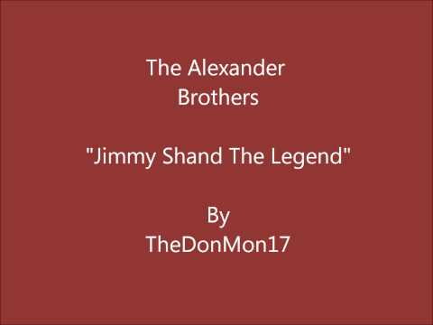 "The Alexander Brothers ""Jimmy Shand The Legend"""