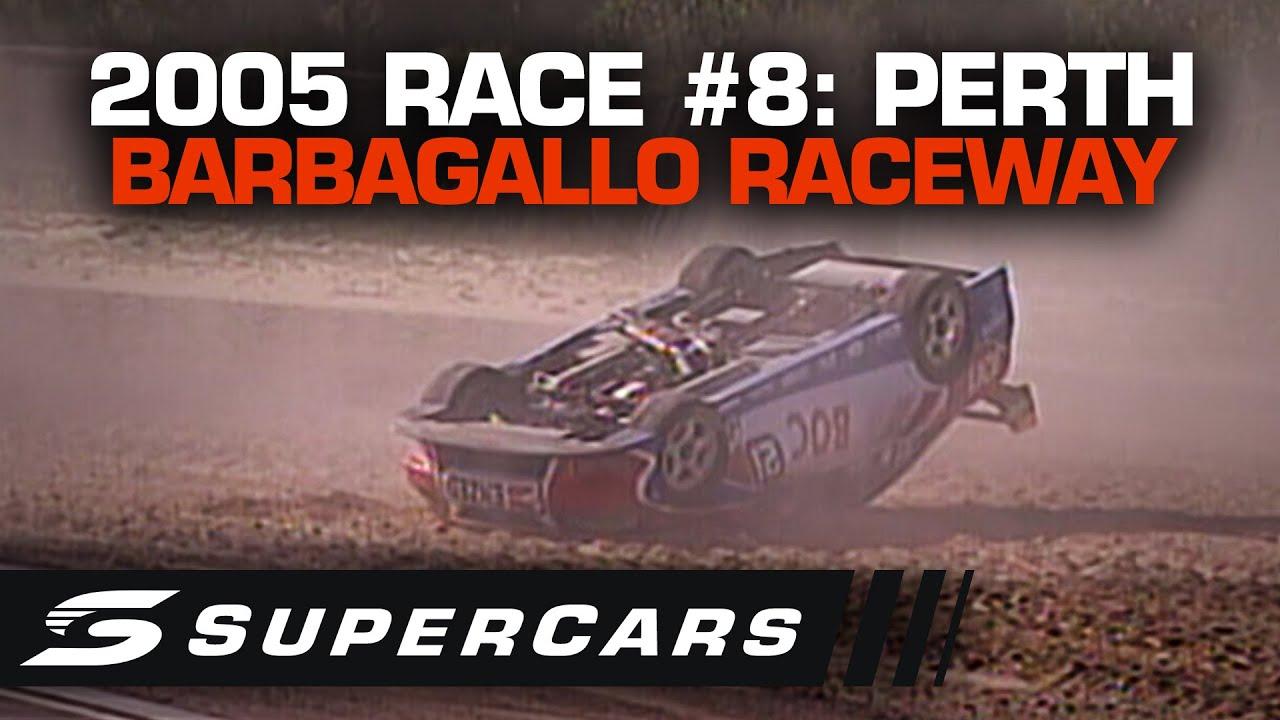 FULL RACE: Race #8 - Barbagallo Raceway | V8 Supercar Championship Series 2005