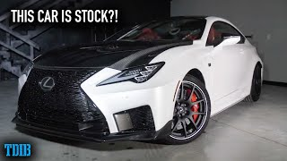 homepage tile video photo for Lexus Gave Me an RCF TRACK EDITION! Worth $97,000?
