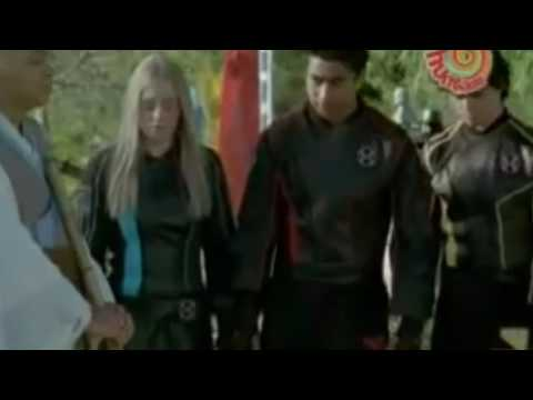 Power rangers Ninja Storm Hindi opening