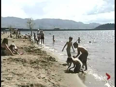 CHBC News July 13, 2011 - Okanagan foreshore mapping shows drastic changes