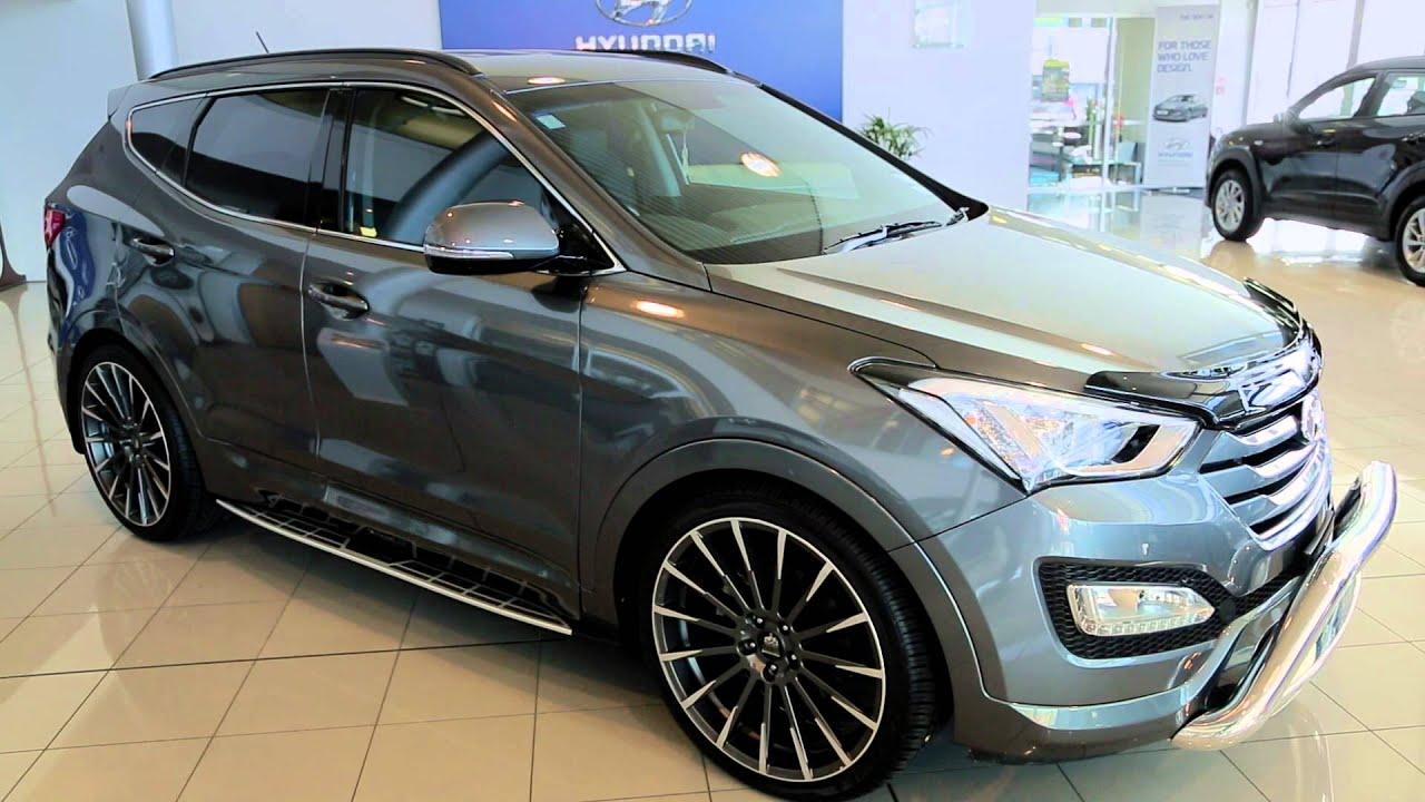 2016 Hyundai Santa Fe >> 2016 Chiefs Limited Edition Santa Fe - Full Video with Hikawera Elliot - YouTube