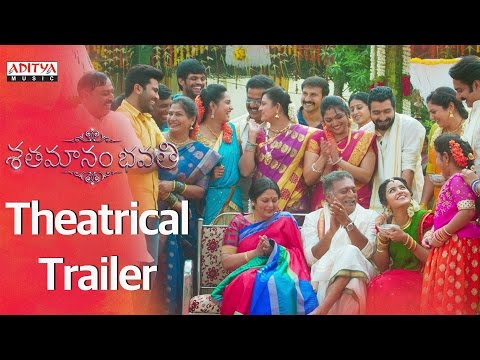 Shatamanam Bhavati Trailer
