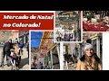 #Vlogmas! Mercado de Natal nas montanhas do Colorado!