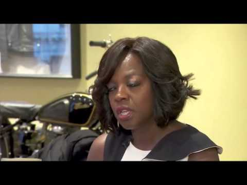 Actress Viola Davis visits Portland to tell story of 'abject poverty'