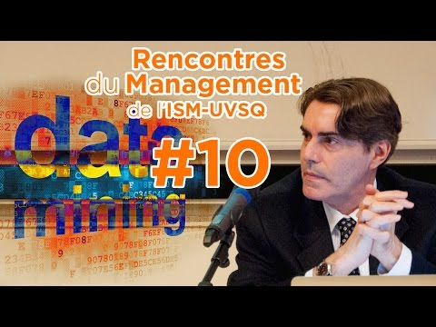 Rencontres #10 - Business intelligence: Evolution of data mining in international context