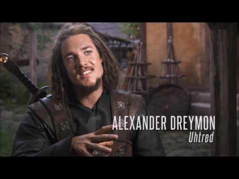 Alexander Dreymon | The Last Kingdom | Behind The Scenes S2