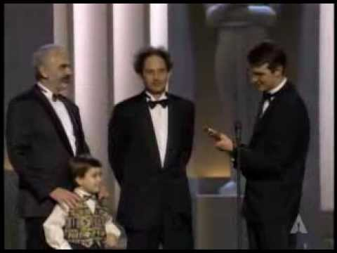 """Kolya"" Wins Foreign Language Film: 1997 Oscars"