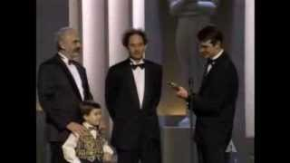 """Kolya"" winning the Oscar® for Foreign Language Film"