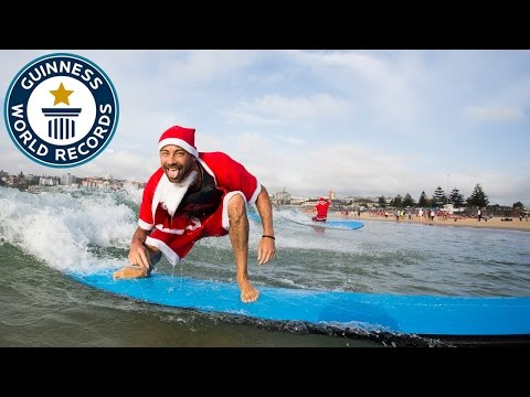 Largest Surfing Lesson - Guinness World Records