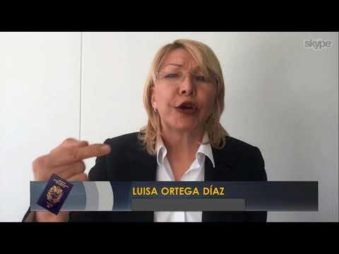 """CITIZEN 17/12 SEG.03: LUISA ORTEGA: """"MADURO ME DIJO QUE EL NO ENTREGARIA EL PODER"""""""