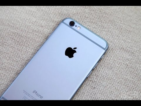 review test de l 39 iphone 6 gris sideral 64gb youtube
