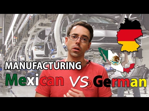 German VS Mexican Built VW Models.... Which is Better?