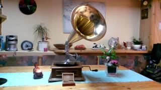 Granada Vico Torriani Bela Sanders - 78 Rpm Schellack