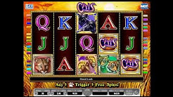 CATS Slot Game Online - Real Money Safe Online Casinos - Most Trusted Casino Sites