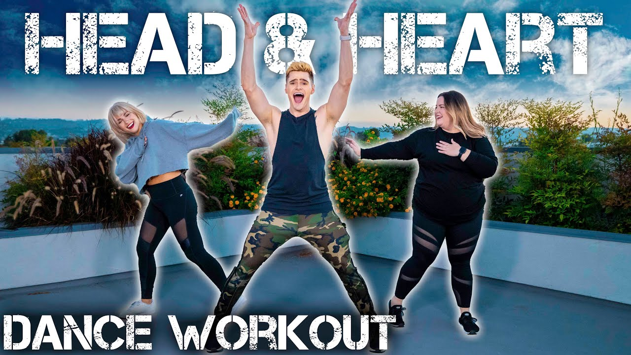 Joel Corry x MNEK - Head & Heart | Caleb Marshall | Dance Workout