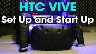 HTC Vive - Setup Guide