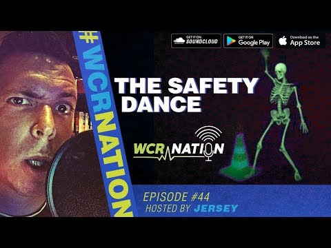 WCR Nation EP 44 | The Safety Dance | The Window Cleaning Podcast
