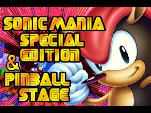 MANIA PLUS SPECIAL EDITION & PINBALL STAGE!!