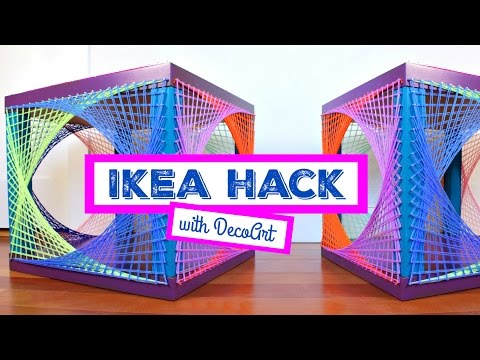 HOW TO: IKEA Table Hack