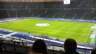 Hertha BSC Berlin gewinnt 3:1 gegen Fortuna Düsseldorf!!!