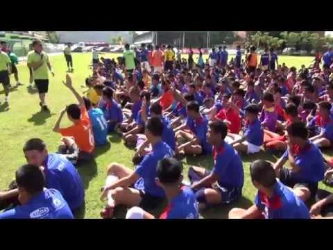 คัดทีมชาติ15ปีม.กรุงเทพธนบุรี