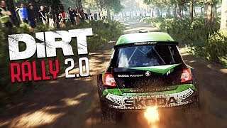 DiRT Rally 2.0 - RAJD POLSKI / Polski gameplay - 4K60