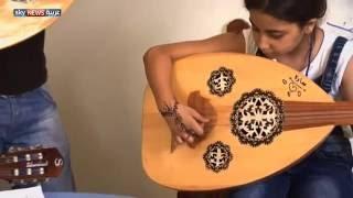 غزة.. مركز ثقافي لرسم الحياة في أبهى حلتها