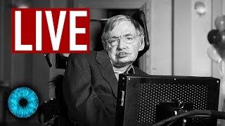 LIVE zum Tod von Stephen Hawking - Clixoom Science & Fiction
