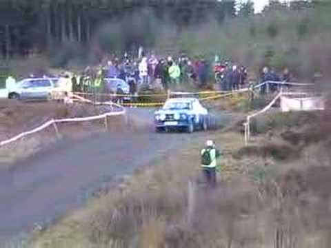 Grizedale Stages Rally 2006 - Pt3