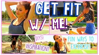 MY WORKOUT ROUTINE 2016! How to be Fit for the New Year!