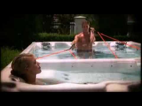 cal spas hot tubs spas and swim spas for sale cal spas ultimate fitness spas youtube. Black Bedroom Furniture Sets. Home Design Ideas