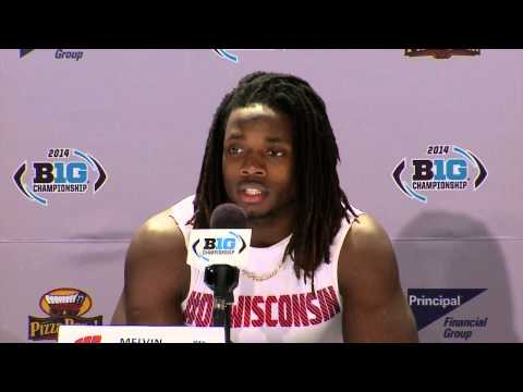 Wisconsin Football Big Ten Championship Postgame Press Conference