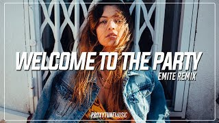 Baixar Diplo, French Montana & Lil Pump Ft. Zhavia - Welcome To The Party (Emite Remix)