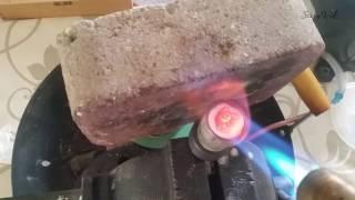 Эксперементальная вакуумная машина для отливки опок