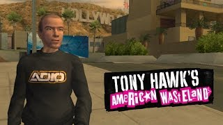 Tony Hawk's American Wasteland #1: New Kid in Town (Sick Difficulty)