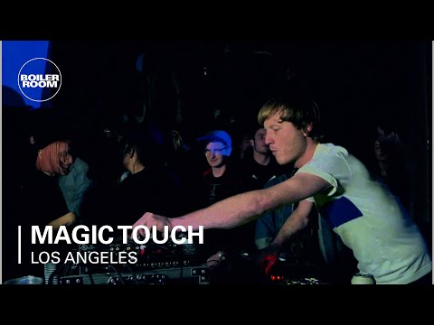 Magic Touch Boiler Room Los Angeles LIVE Show