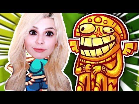 FAKE TROLL YEMEK ( Trollface Quest Komik Anlar)