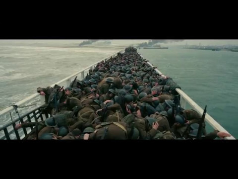 Δουνκέρκη (Dunkirk) – Official Main Trailer (Gr Subs)