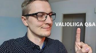 VALIOLIIGA Q & A