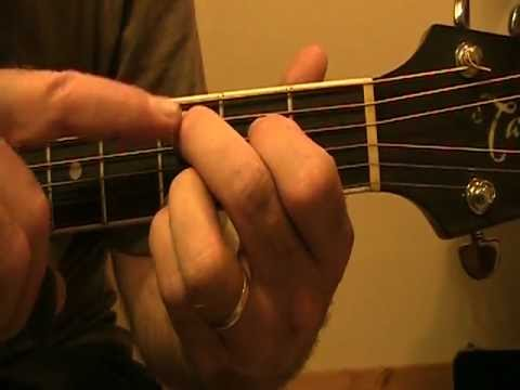 Eric Church Homeboy Cover Lesson By Bobby Allen Bifano - YouTube