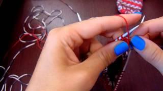 Видео урок. Как связать детские носочки спицами