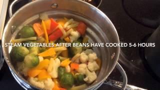 15 Bean, 14 Veggie Soup