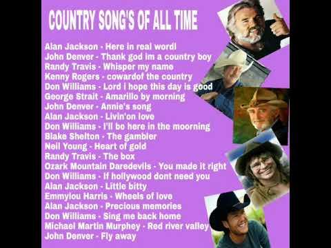 Musica Country Ingles Cantantes De Musica Country Youtube