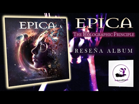Reseña Album: Epica - The Holographic Principle